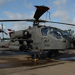 United States Army Europe AH-64 Apache